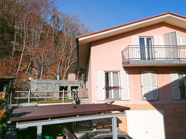 Bellinzona - Villa jumelle 5.5 rooms - real estate for sale