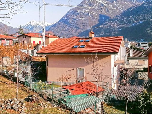 Immobiliare - Bellinzona - Ville gemelle 5.5 locali