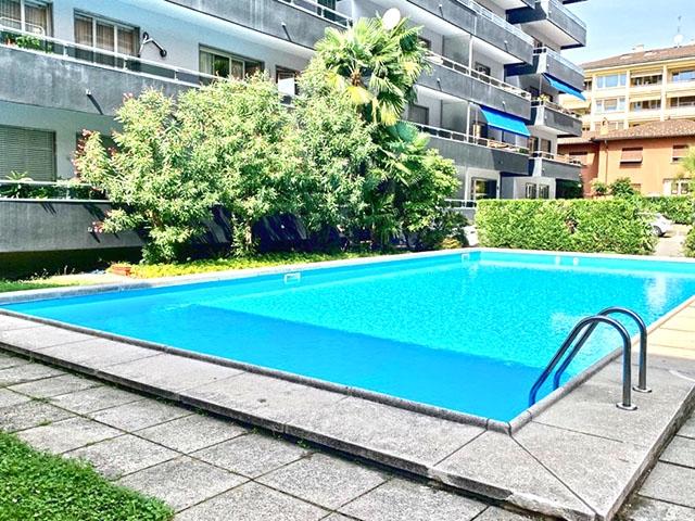 Lugano TissoT Immobilier : Appartement 3.5 pièces