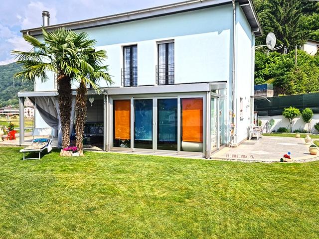 Figino - Maison 6.5 Zimmer - Immobilienverkauf immobilière