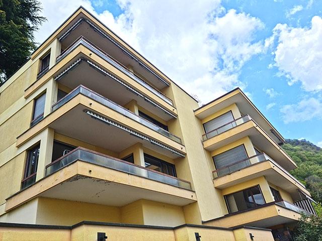 Ruvigliana - Appartement 3.5 pièces
