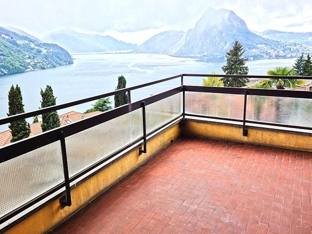 Bien immobilier - Ruvigliana - Appartement 3.5 pièces