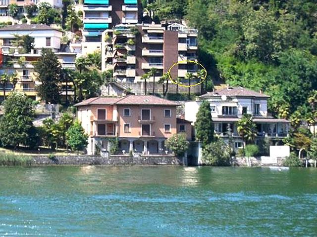 Ponte Tresa 6988 TI - Appartement 4.5 pièces - TissoT Immobilier