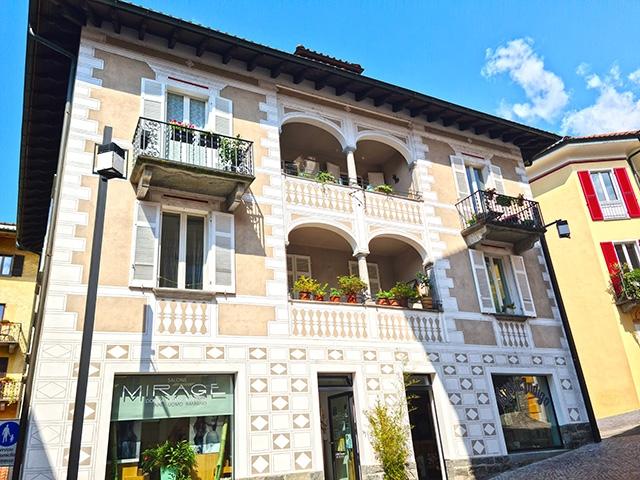 Locarno - Immeuble commercial et résidentiel 15.0 Zimmer - Immobilienverkauf immobilière