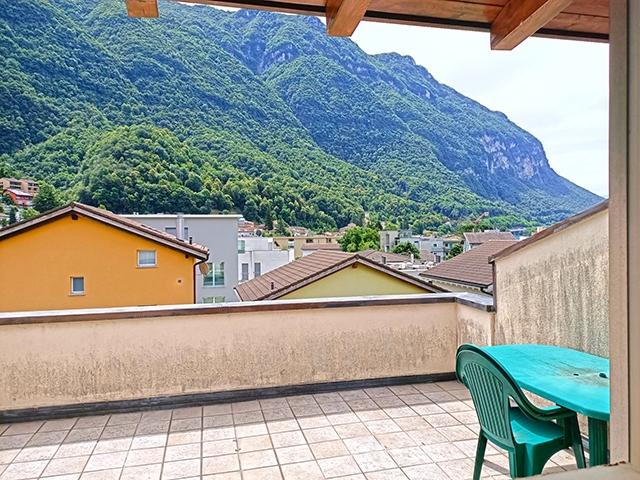 Melano  - Villa contigua 4.5 locali - Immobiliare transazione