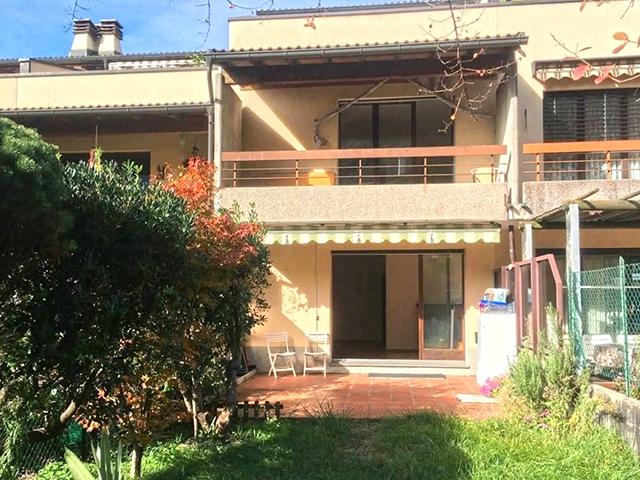 Melano  - Villa contigua 4.5 locali