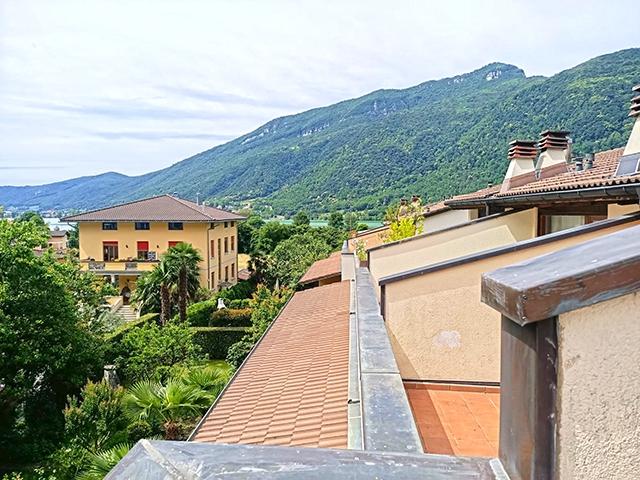 Melano  TissoT Realestate : Villa contiguë 4.5 rooms