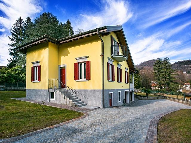 Cadegliano-Viconago - Villa individuale 5.0 locali - Immobiliare transazione