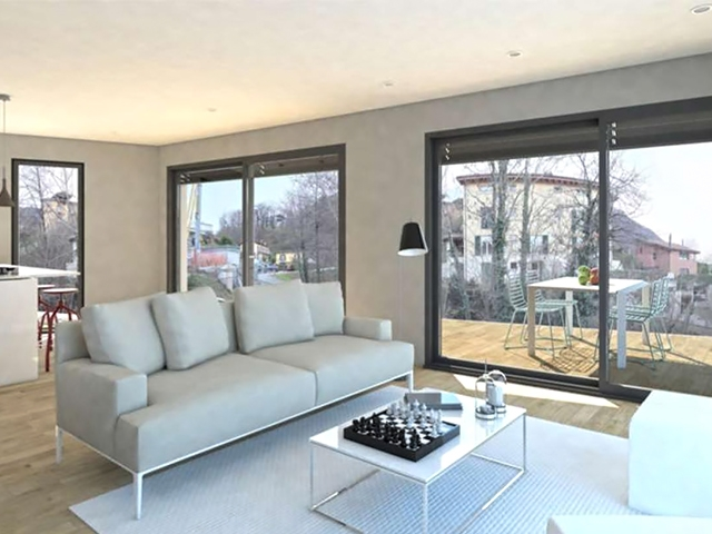 Cadro 6965 TI - Appartement 3.5 rooms - TissoT Realestate