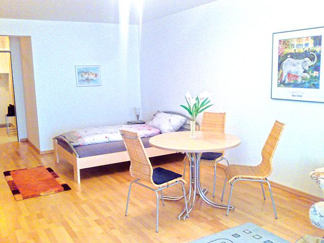Basel - Appartement 1.5 pièces