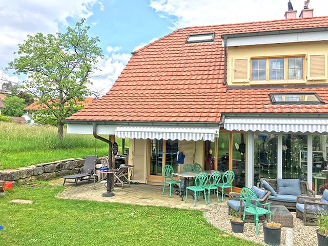 Nuglar -Doppeleinfamilienhaus 6.5 rooms - purchase real estate