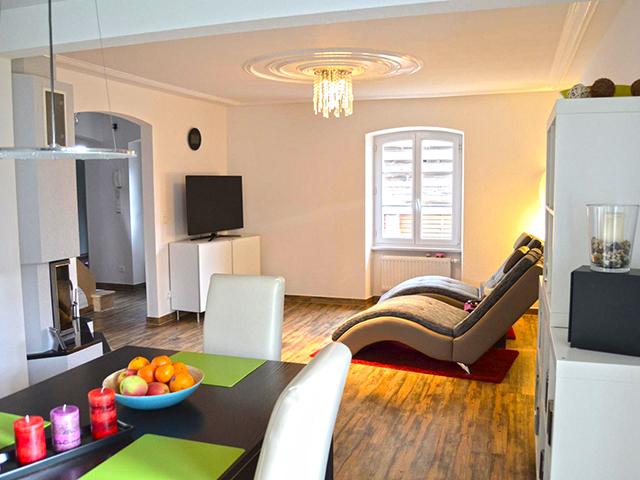 Bien immobilier - Oltingue - Villa individuelle 5.5 pièces