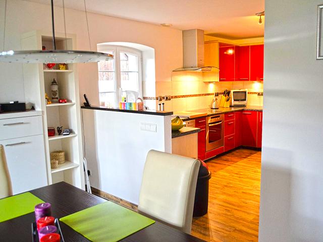 Oltingue TissoT Immobilier : Villa individuelle 5.5 pièces
