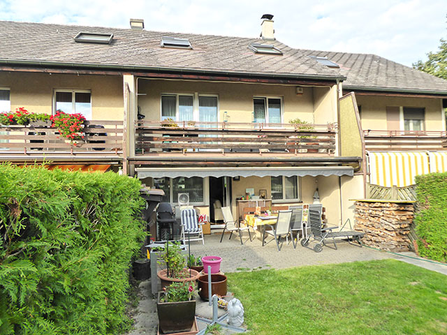 Niederglatt 8172 ZH - Villa mitoyenne 5.5 pièces - TissoT Immobilier