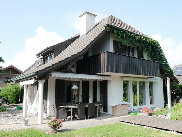 Bien immobilier - Wallbach - Villa 6.5 pièces