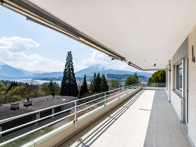 real estate - Luzern - Appartement 5.5 rooms