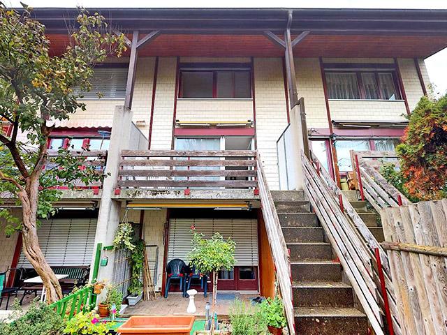 Bien immobilier - Buchs - Appartement 4.0 pièces