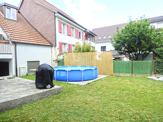 Bubendorf ТиссоТ Недвижимость : Maison 5.5 комната