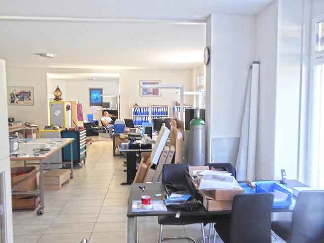 Möhlin TissoT Immobilier : Commercial, Bureau, Dépôt 1.0 pièces