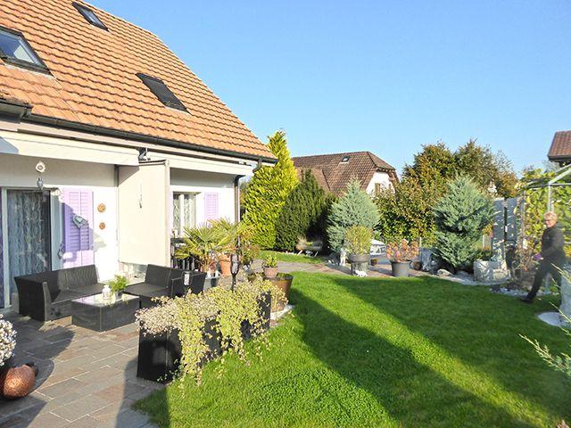 Bien immobilier - Buttwil - Villa 5.5 pièces