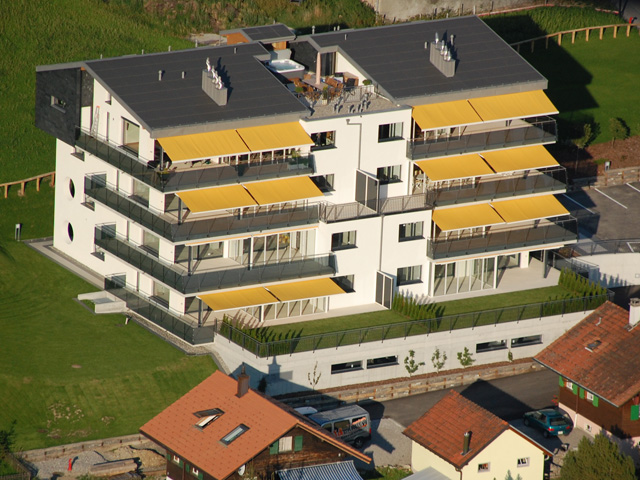 Charmey - Appartement 4.5 Zimmer - Lux-Homes Berge Alpen Immobilien Prestige Charme Luxus TissoT