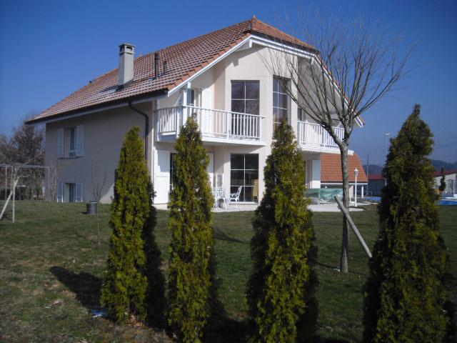 Fey - Villa individuelle 6.5 Zimmer - Immobilienkauf