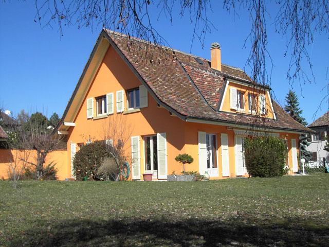 Giez - Magnifique Villa individuelle 7.5 Zimmer - Immobilienkauf