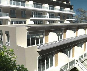 Sierre - Wohnung 3.5 Zimmer - Immobilienverkauf