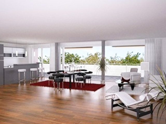 Nyon - Appartement 5.5 Zimmer - Lux-Homes Immobilien Prestige Charme Luxus TissoT