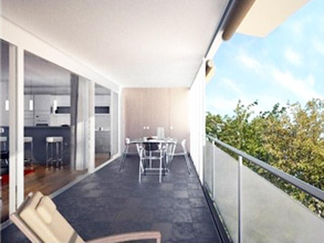 Bien immobilier - Nyon - Appartement 5.5 pièces