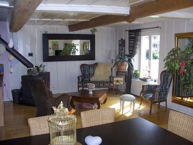Dombresson - Magnifique Appartement 5.5 pièces - Vente immobilière
