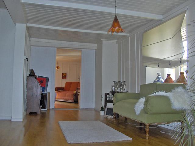 Dombresson - Magnifique Appartement 6 pièces - Vente immobilière