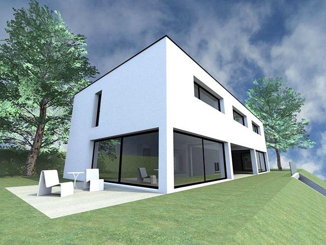 Chambrelien - Magnifique Villa individuelle 6.5 pièces - Vente immobilière