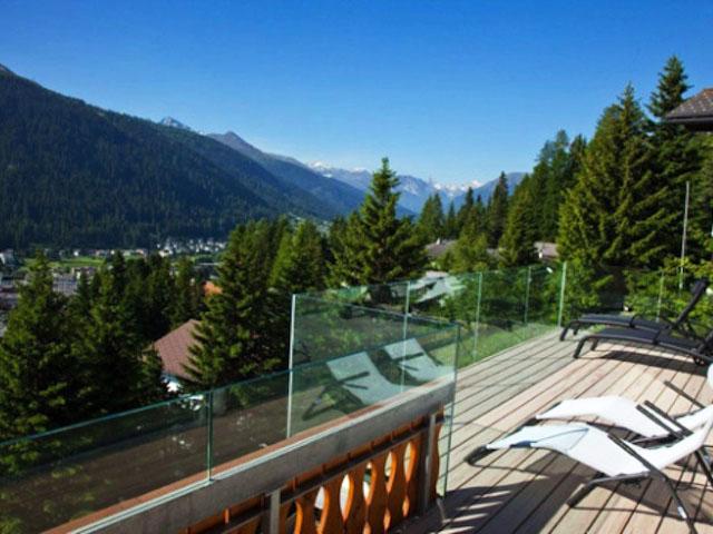Bien immobilier - Davos - Chalet 10.0 pièces