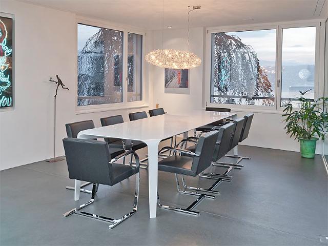 Männedorf 8708 ZH - Attique 5.5 pièces - TissoT Immobilier