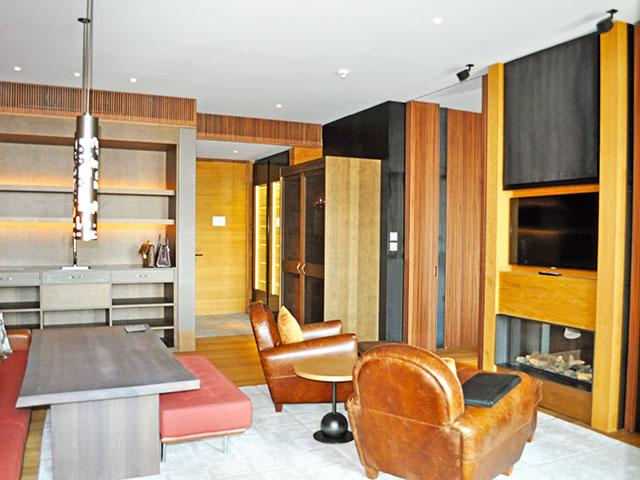 Andermatt TissoT Immobilier : Appartement 1.0 pièces