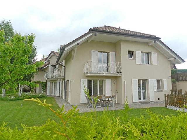 Treyvaux - Villa mitoyenne 5.5 pièces