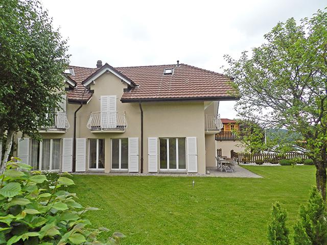 Bien immobilier - Treyvaux - Villa mitoyenne 5.5 pièces
