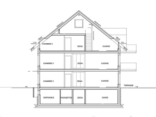 St-Cierges 1410 VD - Appartement 4.5 pièces - TissoT Immobilier