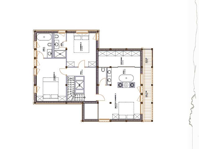 Villars-sur-Ollon 1884 VD - Chalet 10.5 pièces - TissoT Immobilier