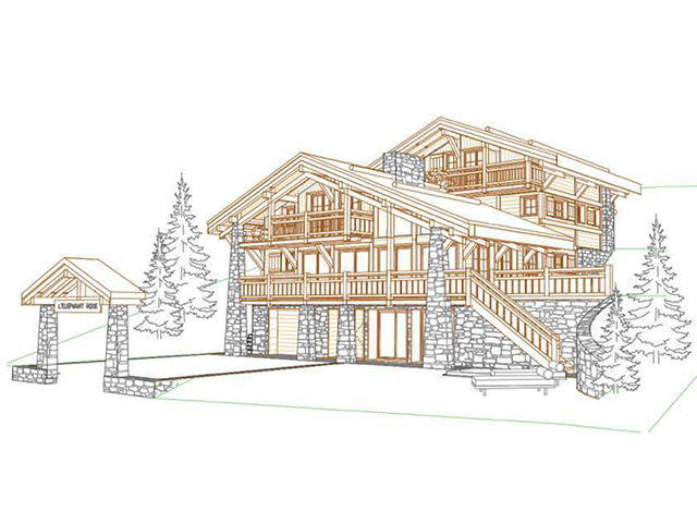 Verbier -Chalet 12.0 rooms - purchase real estate prestige charme luxury