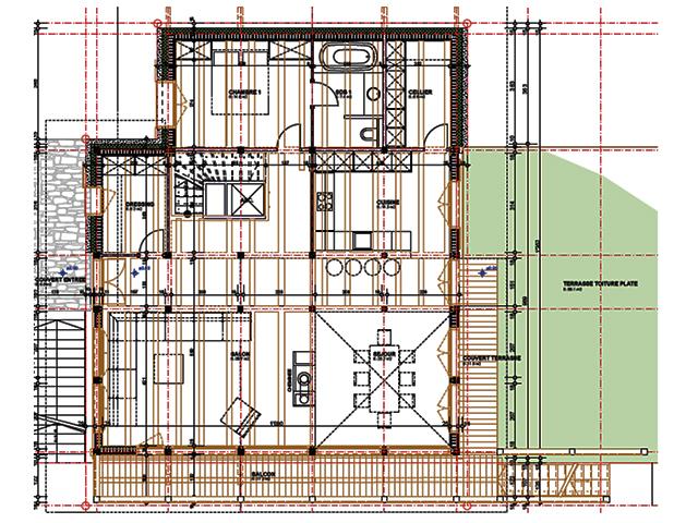 Verbier 1936 VS - Chalet 12.0 pièces - TissoT Immobilier
