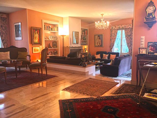 Cologny - Magnifique Villa individuelle 9.5 pièces - Vente immobilière