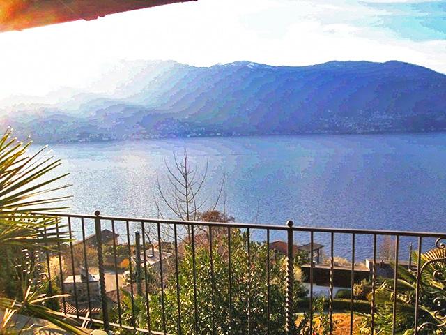 Caviano -Villa 4.5 locali - acquisizione di proprietà
