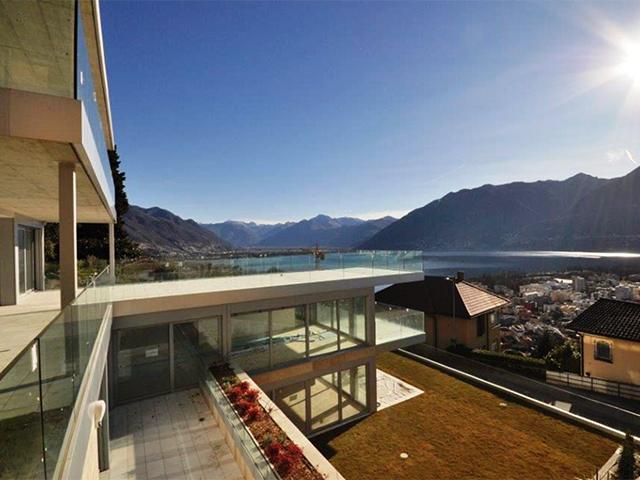 Locarno Monti 6605 TI - Appartement 3.5 rooms - TissoT Realestate