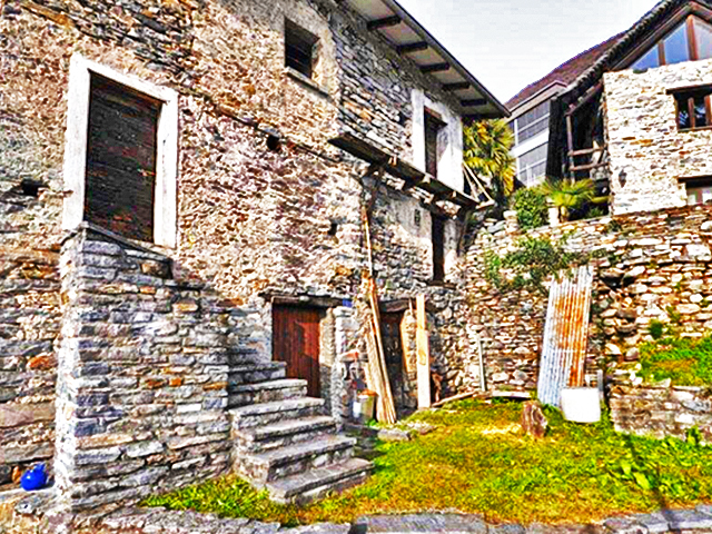 Brione s/Minusio - House 6 rooms - real estate purchase