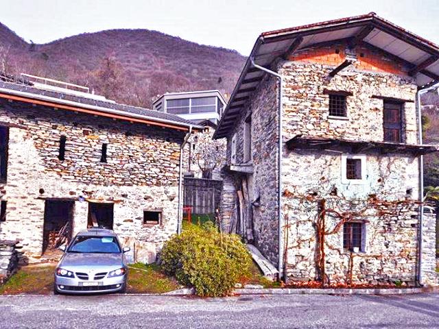 Brione s/Minusio TissoT Immobilier : Maison 6 pièces