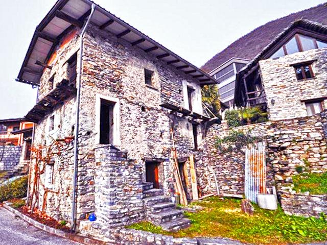 Bien immobilier - Brione s/Minusio - Maison 6 pièces