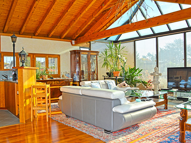 Crans-près-Céligny - Magnifique Villa individuelle 6.5 pièces - Vente immobilière