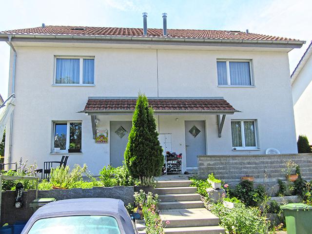 Dottikon - Villa jumelle 4.5 Zimmer - Immobilienverkauf